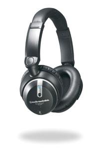 Audio-Technica Shows ATH-ANC7 QuietPoint™ Active Noise-Cancelling Headphones