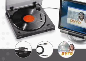 Audio-Technica Introduces its AT-LP2D-USB LP-to-Digital Recording System