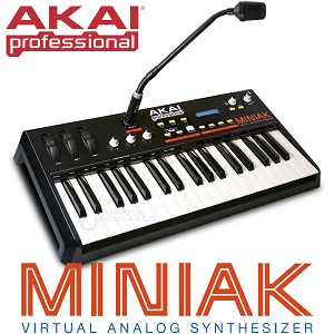 Review: Akai MINIAK Stands Tall but Misses Some Key Components