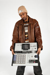 HIP Hop Legend RZA Gets Real with Rolad MV-8800