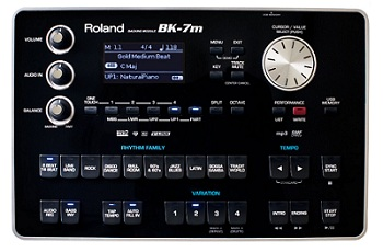 Roland BK-7m Band-in-a-Box backing module