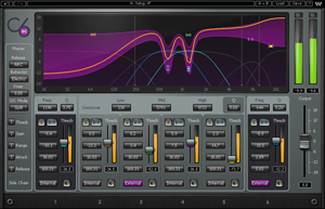Waves Audio releases C6 Multiband Compressor