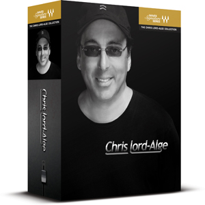 Waves Audio debuts Chris Lord-Alge plug-ins collection