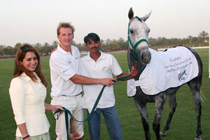 Gibson Guitar Sponsors Cartier International Dubai Polo Challenge