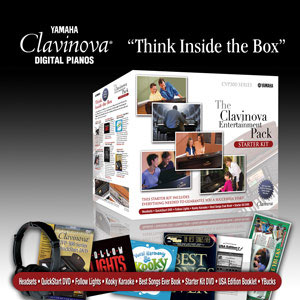 With New Entertainment Pack Starter Kit, Operating Clavinova CVP-Series is Easier Than Ever