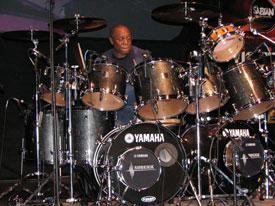 Billy Cobham Headlined Drum Daze 2007