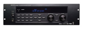 Denon Professional Exhibits New Multi-Channel DN-A7100 A/V Surround Preamplifier at InfoComm
