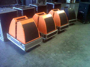 Flaming Lips chooses EAW stage monitors