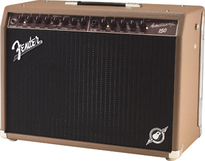 Fender unveils two new Acoustasonic amps for acoustic guitarists