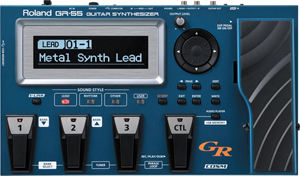 Roland releases new GR-55 guitar synth