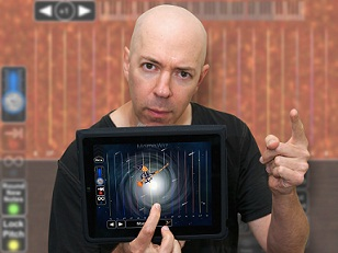 Jordan Rudess on Playing with New Toys