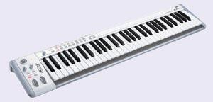 Korg Announces K61P USB-MIDI Studio Controller