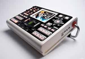 Korg introduces MP-10 media player