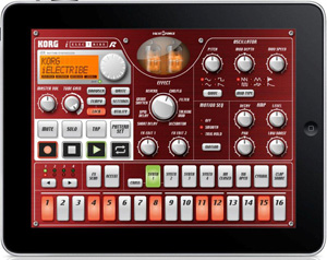 Korg extends $9.99 price for iElectribe iPad app  to July 31, 2010