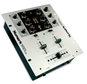 Numark's Simplest Solutions: The M101USB and M101 Mixers