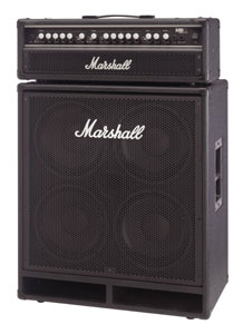 Marshall Amplification Expands its MB Series of Bass Amplifiers with Five Hybrid Models & Three Cabinets