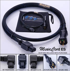 Power to the people:  High-end music power cords from ESP