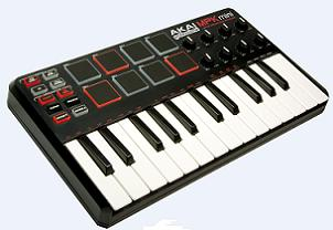 AKAI MPK Mini Combines LPK25 and LPD8 into Production Keyboard