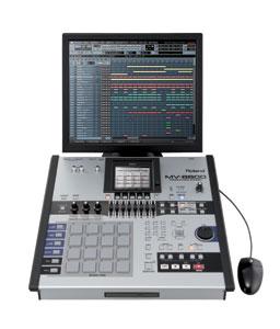 Roland Ships MV-8800 Production Studio