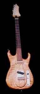 Hands-on review: Eric Joseph  Maple on Maple Custom Guitar