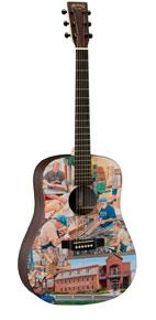 """Martin """"Origins"""" Guitar"""