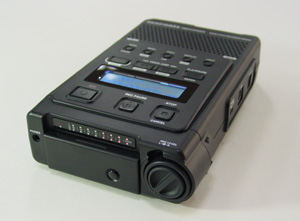 One of the Grand Masters of Podcasting Relies on Marantz Professional PMD660 Compact Digital Recorder