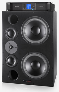 PLM3A studio monitors offer high performance