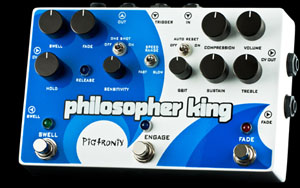 Hands-on review: Pigtronix Philosopher King
