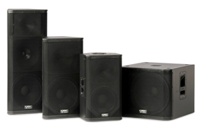 QSC Launches KW Series active loudspeakers