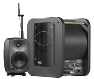 Genelec Launches New Small Environment (SE™) DSP Monitoring System