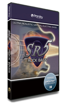 Preview: SR5 Rock Bass Virtual Instrument from Prominy
