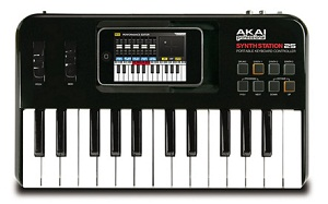 Akai Pro Celebrates Synthstation 25 Controller with Price Drops