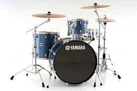 Yamaha Drums Announces New Stage Custom Birch Drum Set