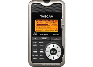 TASCAM Launches DR-2d Portable Recorder