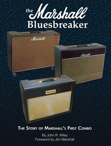 Alfred Publishing releases history of Marshall Bluesbreaker amplifier