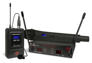 Nady releases new 100-channel wireless system