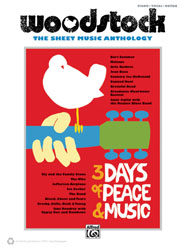 Alfred Publishing releases Woodstock Anthology