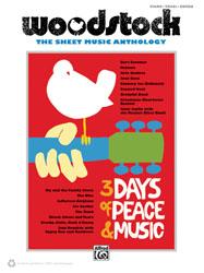 Alfred Publishing releases Woodstock Anthology