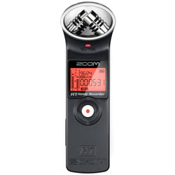 Zoom's H1 Handy Recorder Available for Pre-order Now