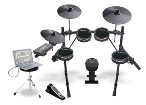 New USB Studio Drum kit from Alesis