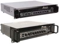 Ampeg offers two new SVT Pro bass heads