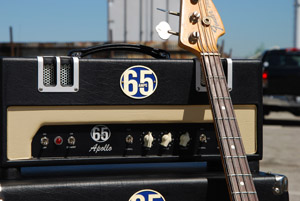 A new approach to old-school bass sounds from 65amps