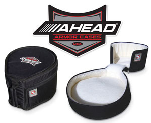 AHEAD introduces Armor Drum Cases