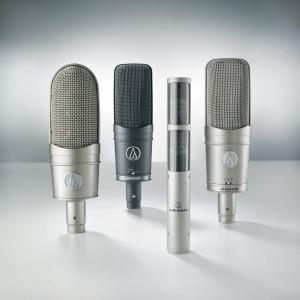 NEW AUDIO-TECHNICA 40 SERIES MICROPHONES CERTIFIED BY METALLIANCE