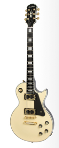 Epiphone debuts '70s-inspired LP Custom Blackback