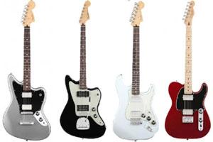Fender plans Blacktop series guitars