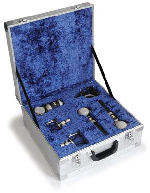 Blue Microphones Announces the Blue Pro Drum Kit Kit