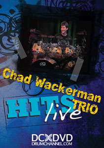 Chad Wackerman Trio: Hits Live DVD Is Out