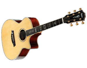 Dave Matthews collaborates with Taylor for signature acoustic