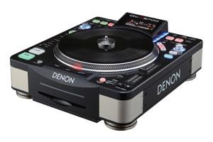 DENON DJ OFFERS REBATE ON DN-S3700 DIGITAL MEDIA TURNTABLE